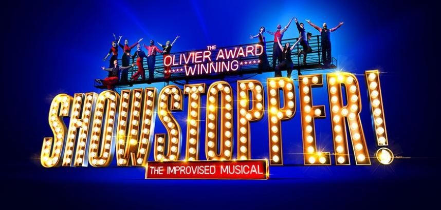 Poster for Showstopper! The Improvised Musical