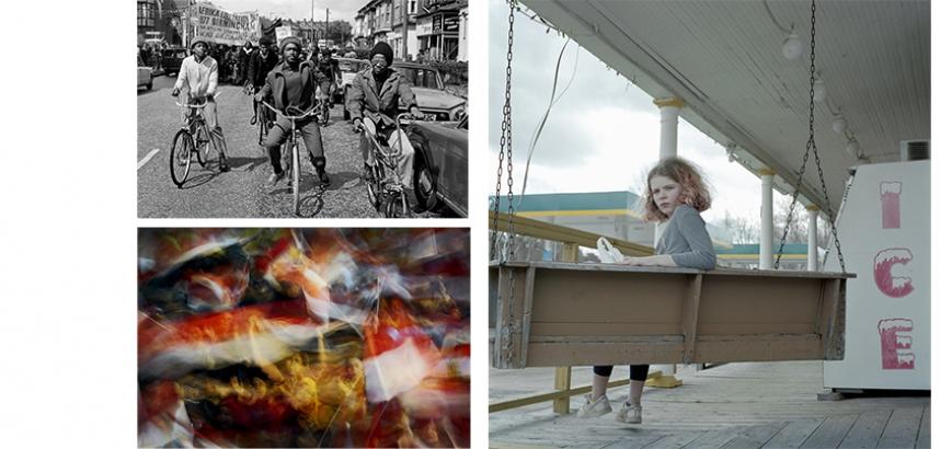 Photographs by Vanley Burke, Nicola Muirhead, Laura El-Tantawy