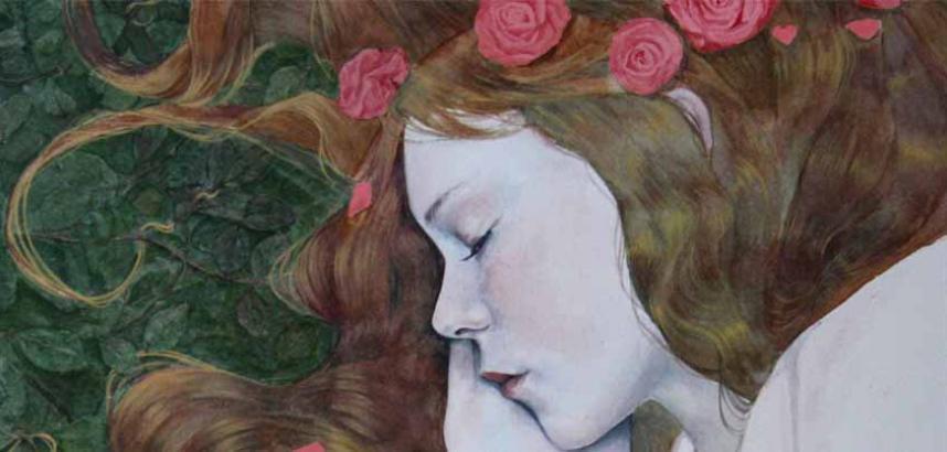 Dreaming Beauty image