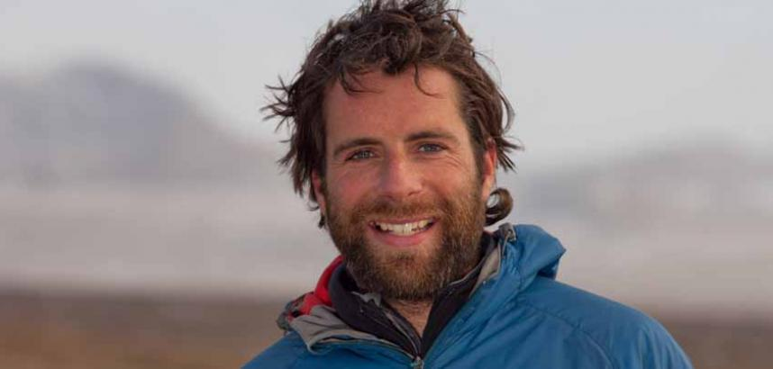 Mark Beaumont image