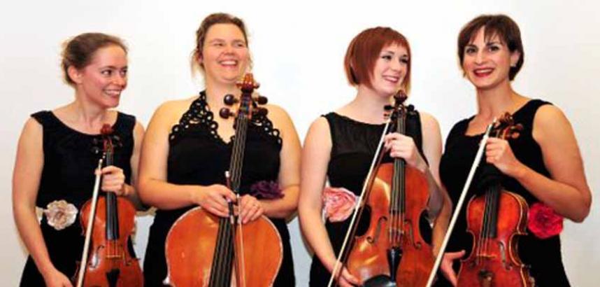 Mavron quartet image