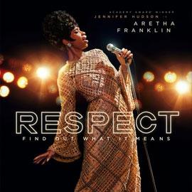 Jennifer Hudson as Aretha Franklin in Respect