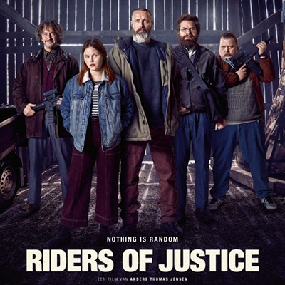 Poster for Riders of Justice Film