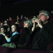 The audience