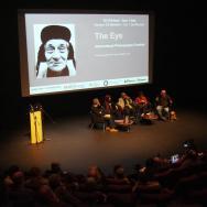 The speakers panel