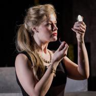 Helen Sherman as Carmen. Copyright Robert Workman