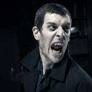 Jonathan Goddard as Dracula, Mark Bruce Company 2013, photo by Colin Hawkins.