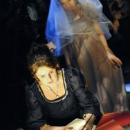 Rebecca Hutchinson and Viktoria Kay