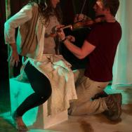 Rose and Graham (Sophie Stone and Pete Ashmore) © Lucy Sewill