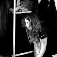 Sophie Stone, Andrew Wheaton and Director Kirstie Davis © Kavi Briede