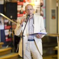 David Alston Director of Arts, Arts Council of Wales opening speech