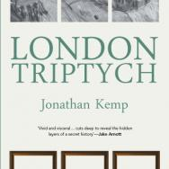 London Triptych book cover