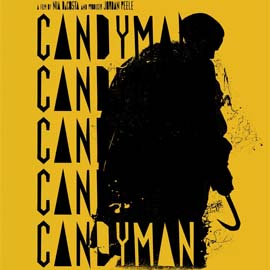 Candyman illustrated poster